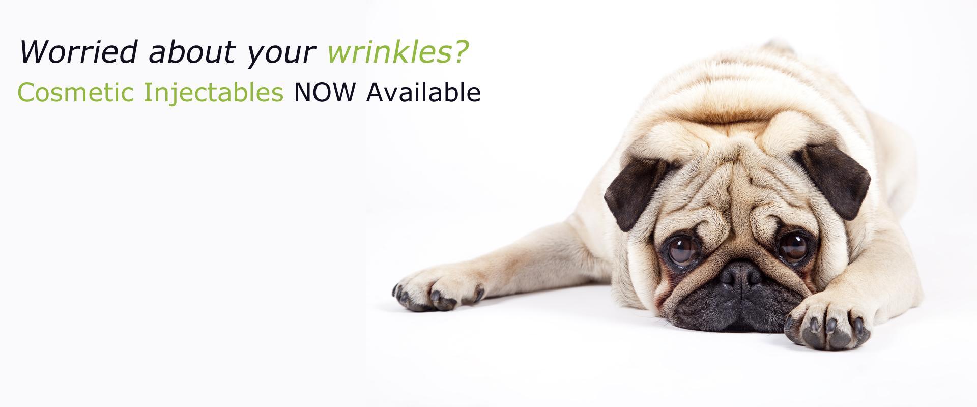 Slider Wrinkles